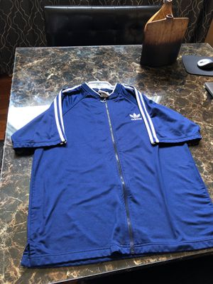 Adidas zip-up for Sale in Cleveland, TN