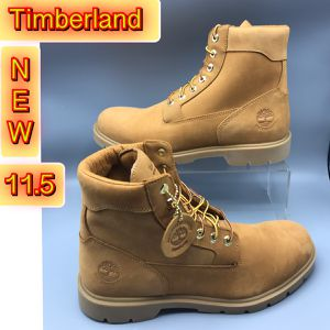 Timberland Waterproof Leather Men's 11.5 work boot for Sale in Tinton Falls, NJ