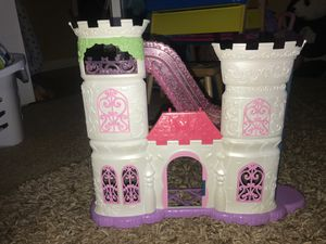 Princess play castle for Sale in Waddell, AZ