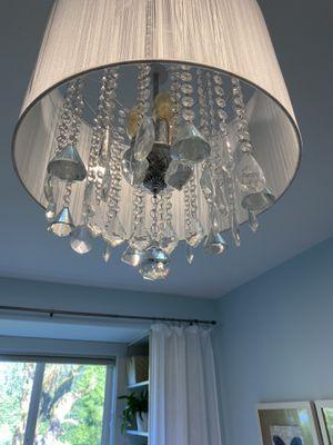 Crystal chandelier for Sale in Kent, WA