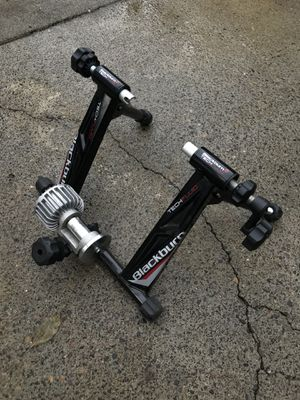 BlackBurn TechFluid Bike Trainer for Sale in Portland, OR
