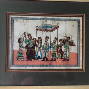 Jewish Chupah Wedding Canopy Art REDUCED for Sale in San Carlos, CA