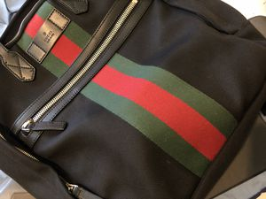 Men's Gucci backpack for Sale in Gardena, CA