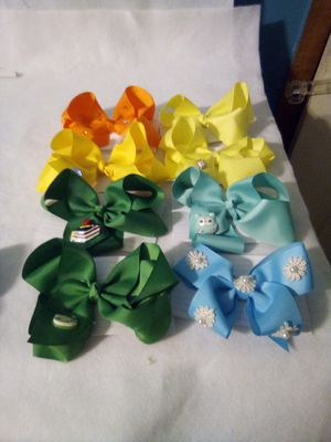 Girls hair bows for Sale in Moorhead, MS