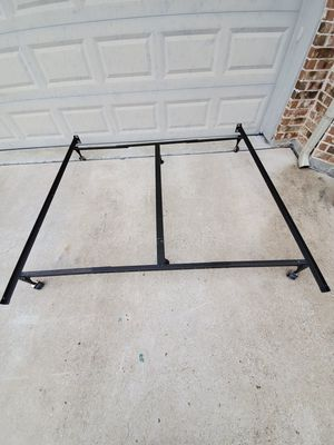 King Queen Adjustable Bed Frame for Sale in Murphy, TX