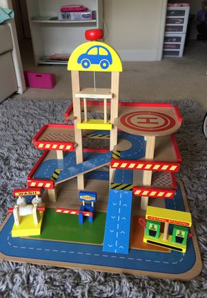 Toy car wash for Sale in Herndon, VA