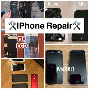 iPhone Screen ripairrr 🧰⚒ for Sale in Virginia Beach, VA