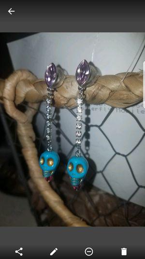 Swarovski & Monet earrings for Sale in Avon Park, FL