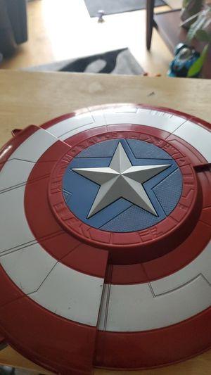 Captain America Shield for Sale in Manhattan Beach, CA