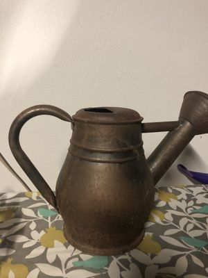 Old watering can for Sale in Upland, CA