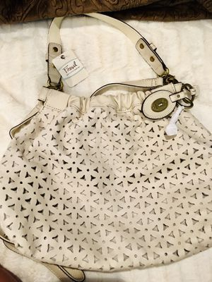 Fossil leather Hobo/shoulder bag for Sale in Dallas, TX