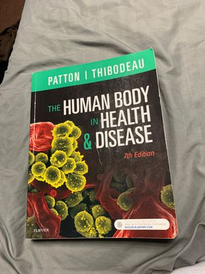 Patton Thibodeau The Human Body in Health & Disease for Sale in Ansonia, CT