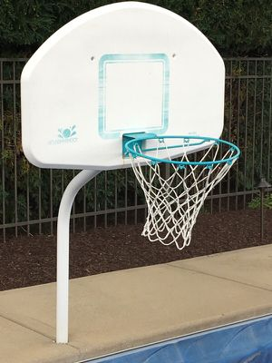 Pool basketball hoop for Sale in Orland Park, IL