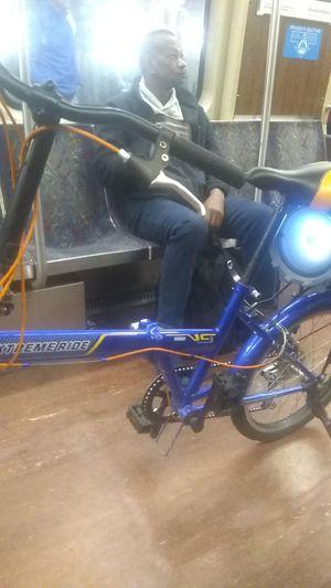 Blue city bike for Sale in Boston, MA