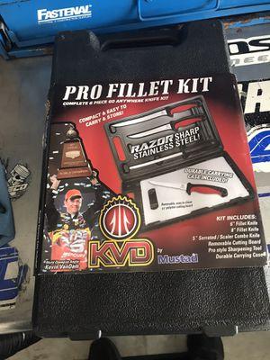 Pro fillet kit for Sale in Riverview, FL
