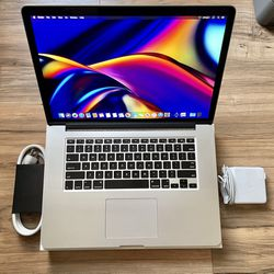 "FAST Quad Core i7 512GB SSD 15"" MacBook Pro Retina Display Better Than 2018 19 or 2020 i5 i7 13"" Single Graphics for Sale in Los Angeles,  CA"