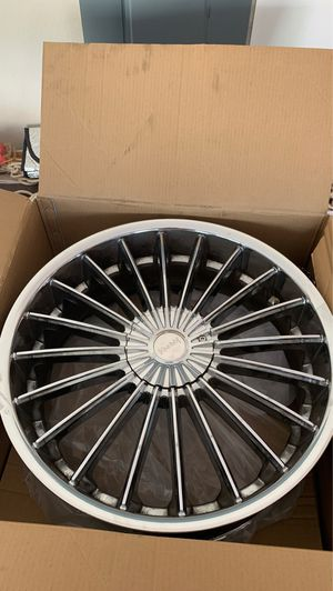 Set of 22 inch rims for Sale in Kenansville, FL