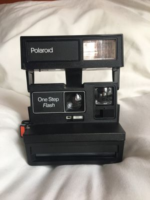 Vintage Polaroid One Step Flash Camera for Sale in Phillips Ranch, CA