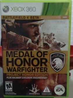Xbox 360: Medal of Honor Warfighter for Sale in Lehigh Acres,  FL