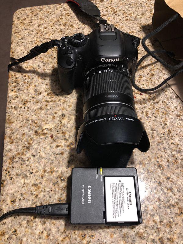 Canon camera in good condition