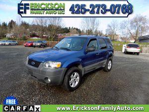 2007 Ford Escape for Sale in Kenmore, WA