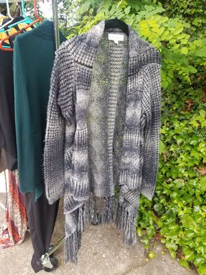Fringe cardigan for Sale in Vancouver, WA