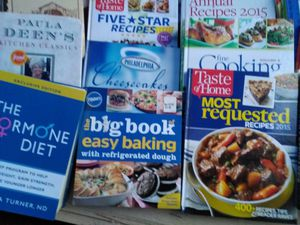 Cook Books for Sale in Westport, WA