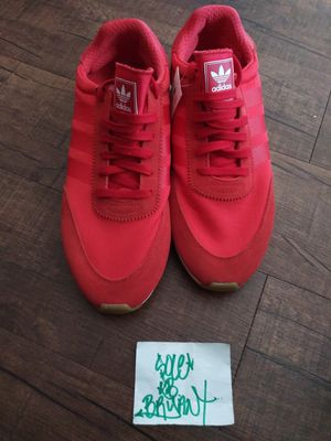 Adidas Iniki Boost Red Gum for Sale in Las Vegas, NV