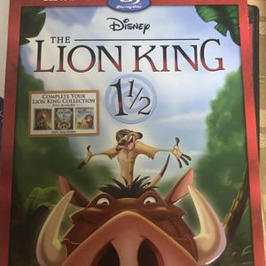 Disney - the lion king 1 1/2 for Sale in Cleveland, OH