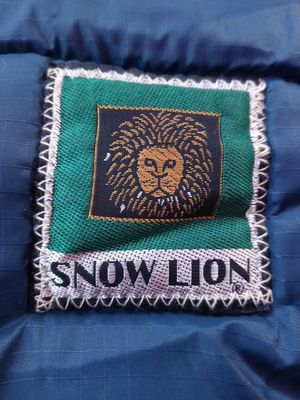 Immaculate Snow Lion Mummy Sleeping bag. for Sale in Houston, TX