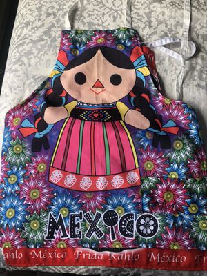 Mandil apron .. Frida khalo for Sale in Los Angeles, CA