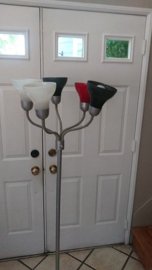 Bendable floor lamp for Sale in Fontana, CA