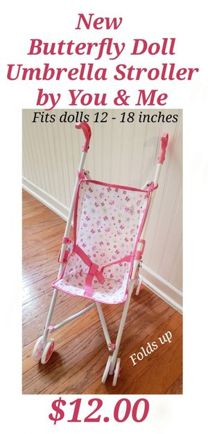 New Umbrella Baby Doll Stroller by You & Me for Sale in Buford, GA