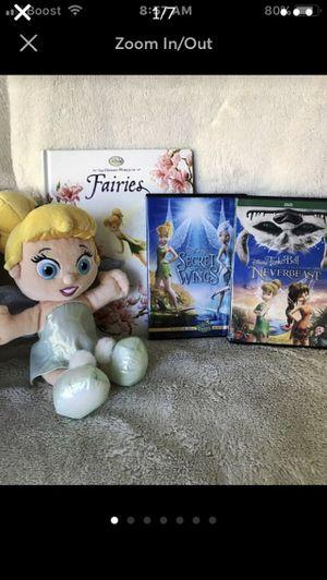Disney Fairies Bundle for Sale in Melbourne, FL