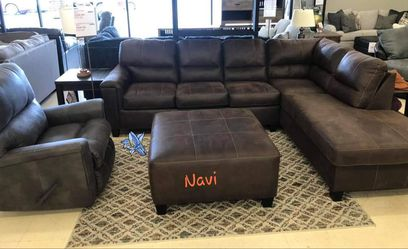 🎈🎈Brand New🎈🎈Navi Smoke RAF Sectional for Sale in Washington,  DC