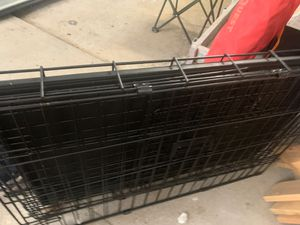 Dog kennel for young puppies for Sale in Weston, MA