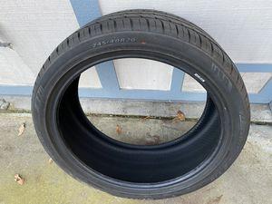 New Lexani LX Twenty 245/40/20 car tire for Sale in San Diego, CA
