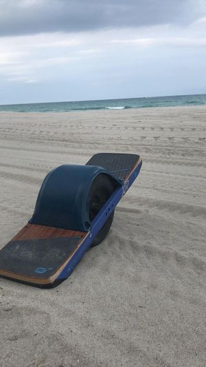 Onewheel + XR 280 Miles with blue Fender for Sale in Miami Beach, FL