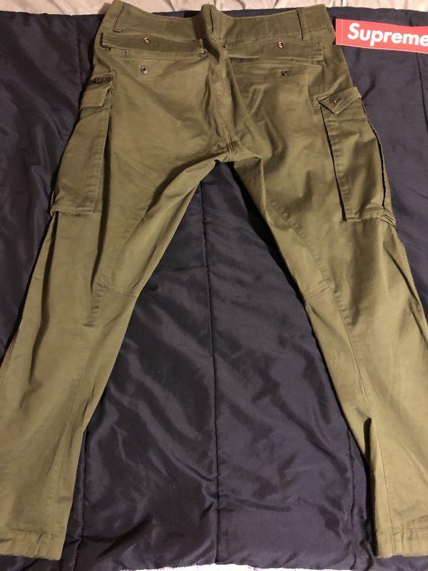 G star cargo pants