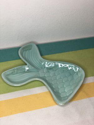Mermaid tail trinket dish/decor for Sale in Festus, MO