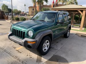2003 Jeep Liberty 4X4 Cold AC for Sale in Mesa, AZ