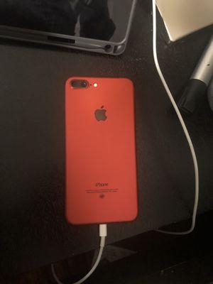 iPhone 7 Plus 128 gb T- mobile... ahora lo tengo funcionando con cricket con rsim for Sale in Miami, FL