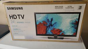 "Samsung TV 24"" Smart TV for Sale in Janesville, WI"