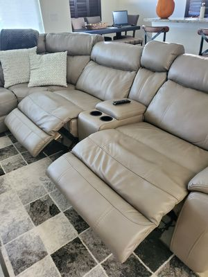 Power Reclining Sectional for Sale in Tamarac, FL
