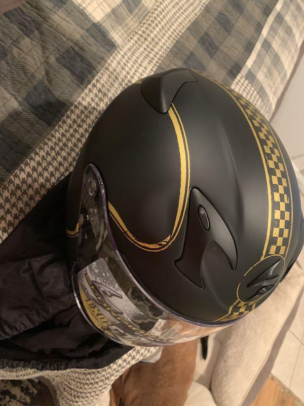Scorpion Bixby EXO helmet- small
