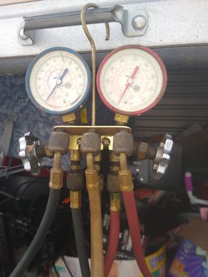 R22 Freon Gage for Sale in Virginia Beach, VA