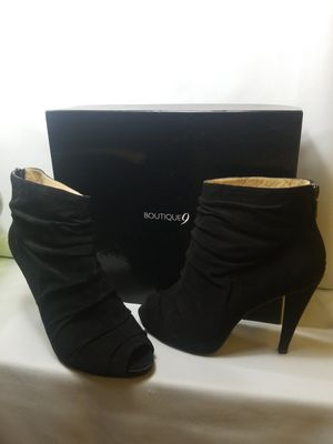 Boutique 9 Womens Ankle Boots 8 for Sale in Atlanta, GA