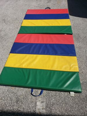 Exercise, Gymnastics mats for Sale in Clearwater, FL