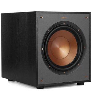 "Klipsch R-100SW 10"" Reference Series Home Subwoofer w/ Digital Amplifier for Sale in Lawndale, CA"