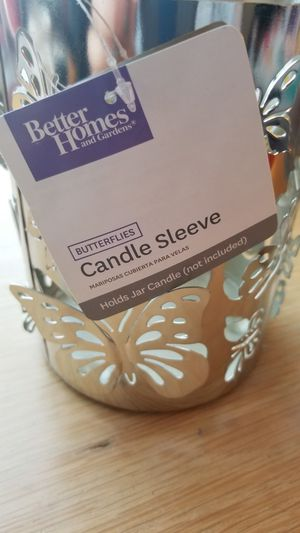 Candle Sleeve holder for Sale in Annapolis, MD